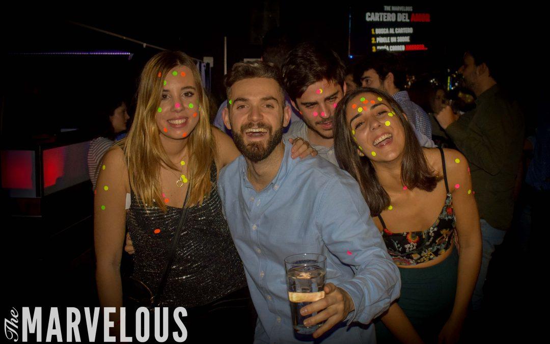 Fiestas en Madrid – 09-02-2019
