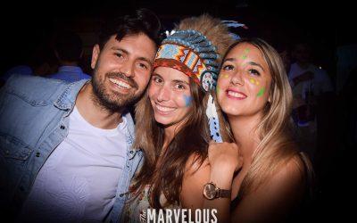 17/18-05-2019 Marvelous cumpleaños y despedidas :)