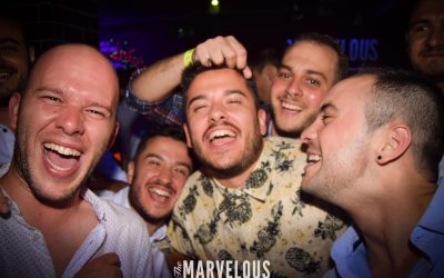 31/01-05-2019 Celebrar cumpleaños en Madrid con Marvelous :D